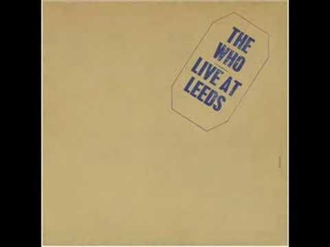 """""""Magic Bus"""" (Pete Townshend) by The Who (live), from the 1970 album Live at Leeds"""