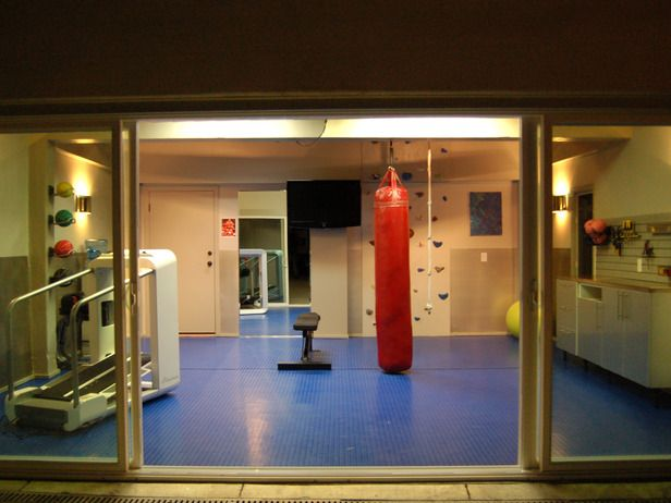 Garages Converted: Work and Workout Spaces : Home Improvement : DIY Network