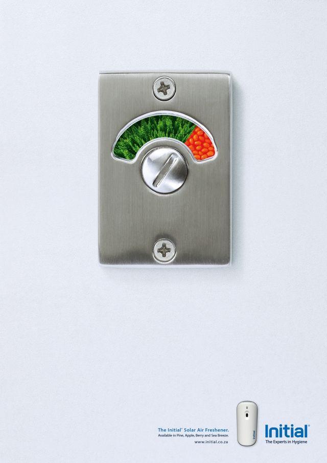 Adeevee - Initial Hygiene Services: Air Freshener