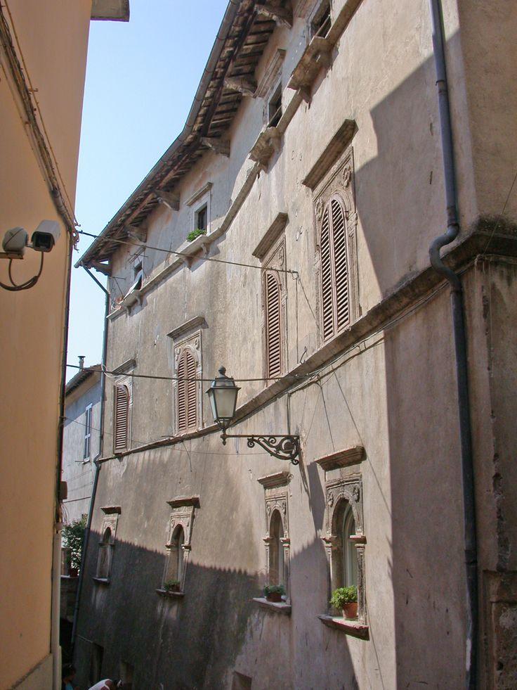 Palazzo Orsini in Fara in Sabina