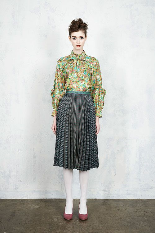 ルール ロジェット(leur logette) 2016-17年秋冬 コレクション Gallery10 - ファッションプレス