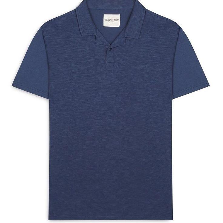 Polo azul marino de punto de arroz  Categoría:#camisetas_hombre #primark_hombre #ropa_de_hombre en #PRIMARK #PRIMANIA #primarkespaña  Más detalles en: http://ift.tt/2ACezop