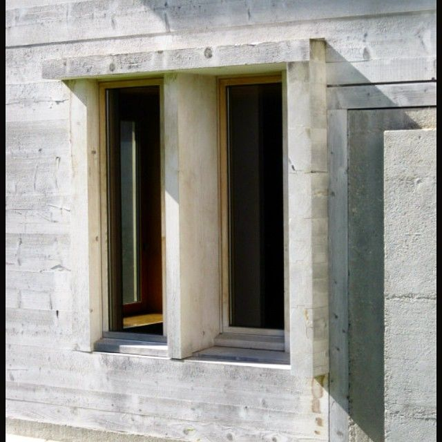 Stiva da morts in Vrin | wood, not concrete