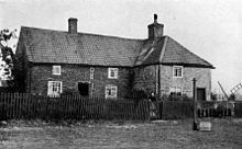 The Manor House, Austerfield, South Yorkshire ~ Birthplace of William Bradford.