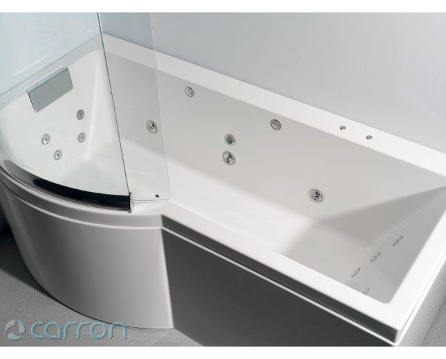 Carron Bath Urban Shower Bath Ideal For Any Family Bathroom Carron Baths Pinterest