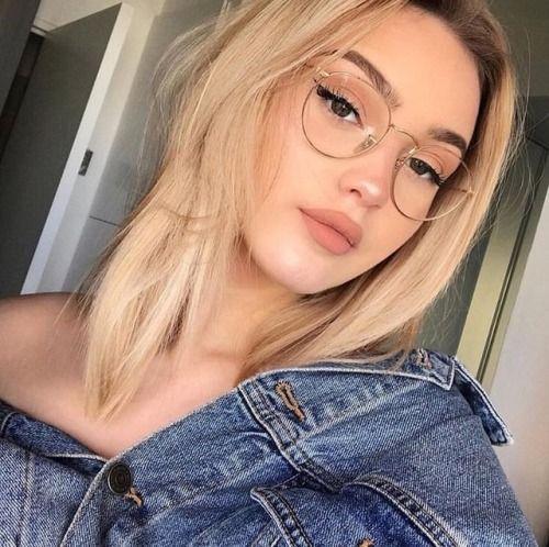 Photo Glasses sunglasses shades tumblr aesthetic circle frames sun cute women me