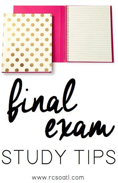 FINAL EXAM Study Tips! #college #gradschool #highered