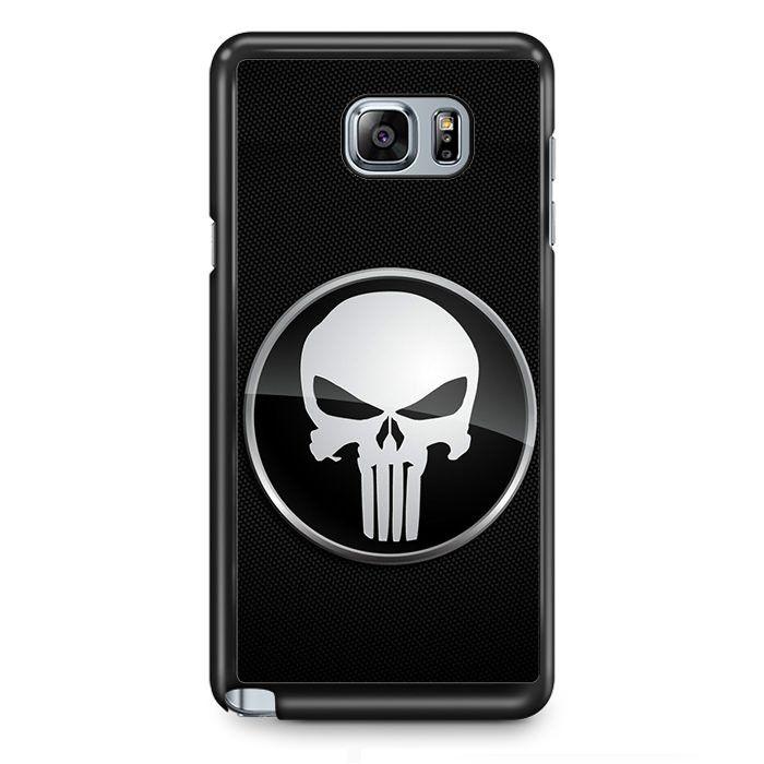 Punisher logo tatum 8982 samsung phonecase cover samsung - Samsung galaxy note 3 logo ...