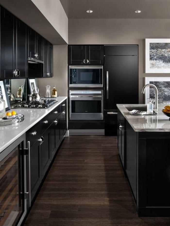 Wandgestaltung Küche Beispiele. küche gestalten beispiele ile ...