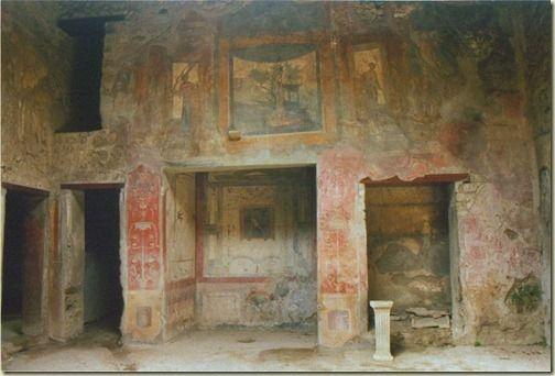 Pompei, Campania, Italy