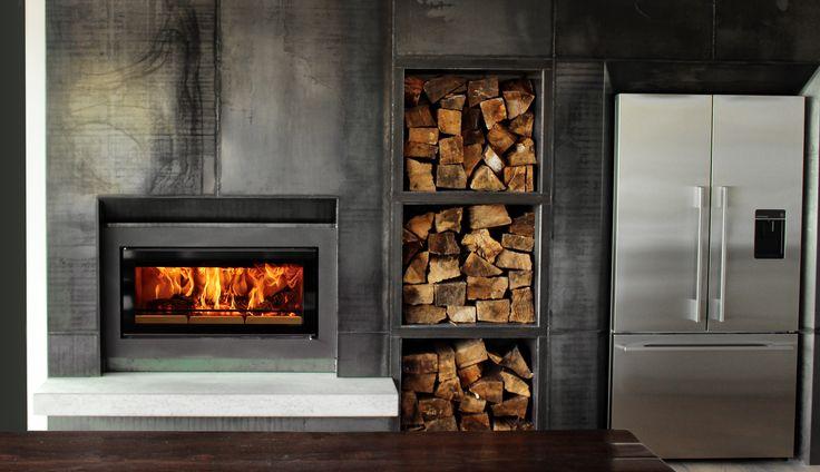 Stovax Studio 2 Wood Fire