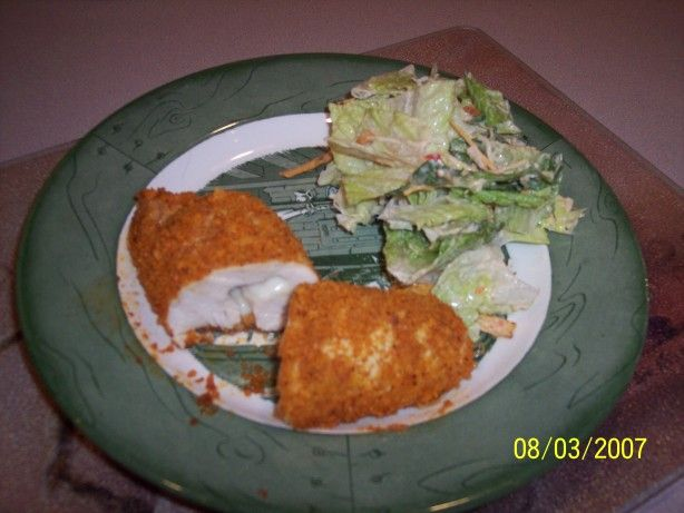 Stuffed Spicy Chicken Breasts