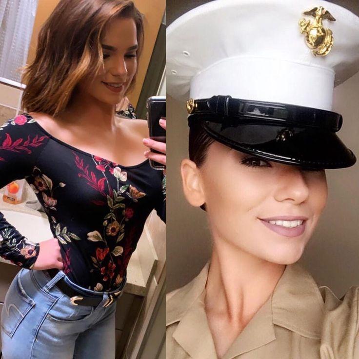 online-female-marines-in-bikinis