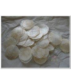 Capiz 500 gr Camar shell schelpen