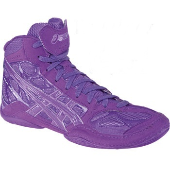 asics split second 9 limited edition tattoo wrestling shoes