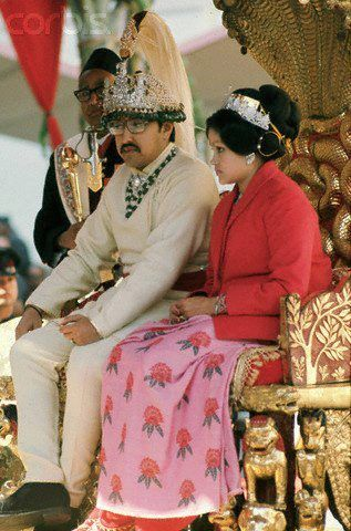 Late King Birendra And Queen Aishwarya #Nepal