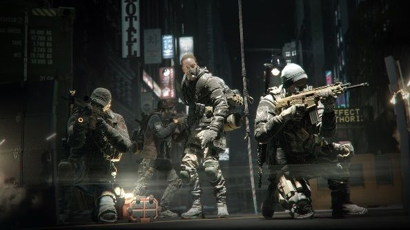 awesome The Division may not be the MMO you're looking for, but it's got more than enough to make up for it  The Division preview