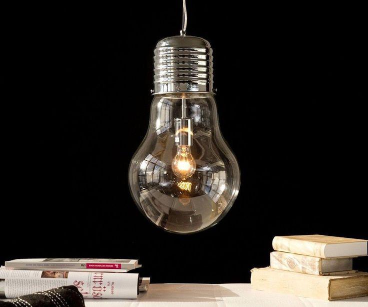 Vintage DELIFE H ngeleuchte Bulb Deluxe cm Transparent Gl hbirne H ngeleuchten Jetzt bestellen unter http