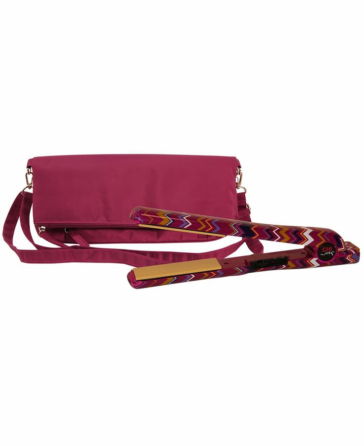 Chi Air 1 Quot Mulberry Zig Zag Flat Iron Tools Of The Trade
