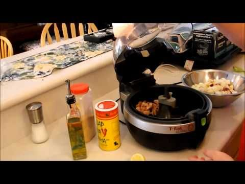 Home Pan Fries Actifry - YouTube