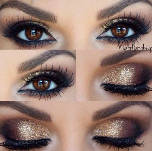 Hazel Smokey Eyes 👅💦