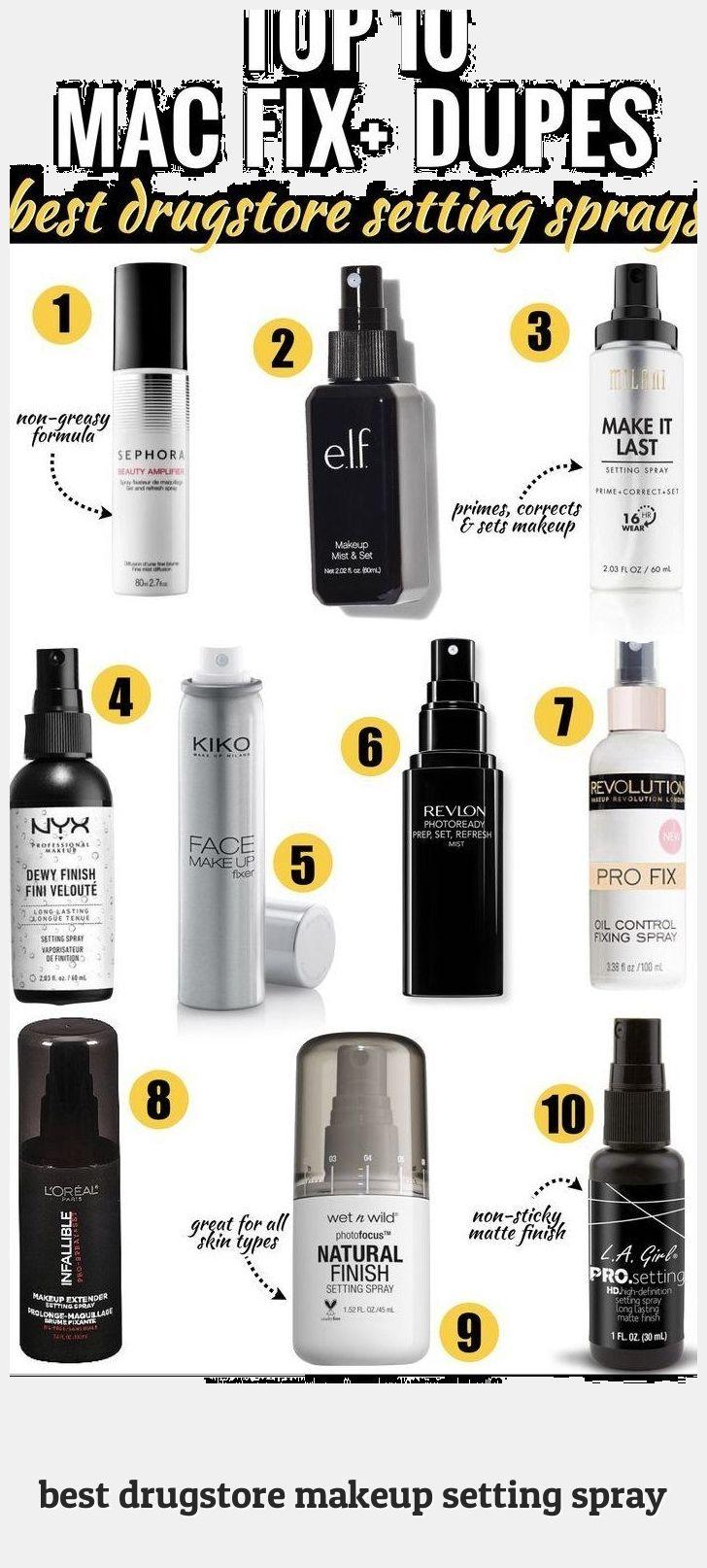 Drugstore Makeup Dupes 97586 10 best Mac Fix Plus Dupes