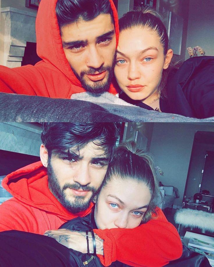 Zayn & Gigi