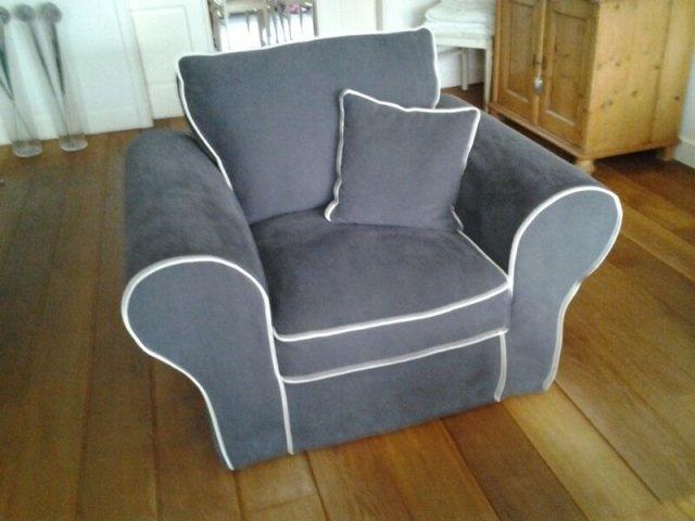 Riviera de maison stijl fauteuil barbara landelijke banken pinterest - Sofa landelijke stijl stijlvol ...