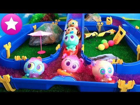 Juguetes Distroller -Adoptamos a Isabelonga, Machincuepa, un sigolishius, dos neonatos, un espumanti - YouTube