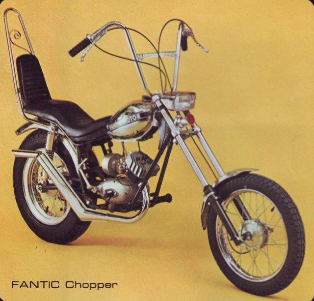 chopper fantic motor MOTEUR: monocylindre 2 temps Minarelli P4SP
