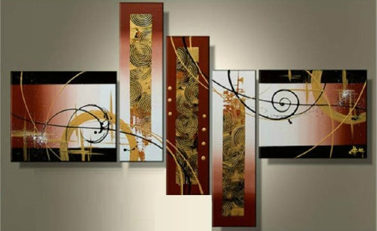 Decoracion con cuadros modernos y 830 508 - Cuadros decoracion modernos ...