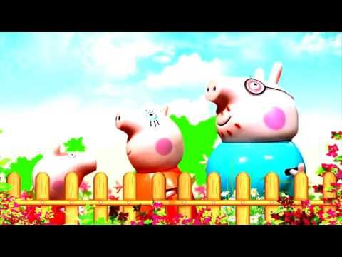 Peppa Pig English Episodes | Mysterious Pokémon Dresses as Ghost and Terrifies on Peppa Pig
