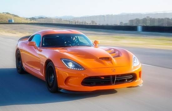 2016 Dodge Viper Changes