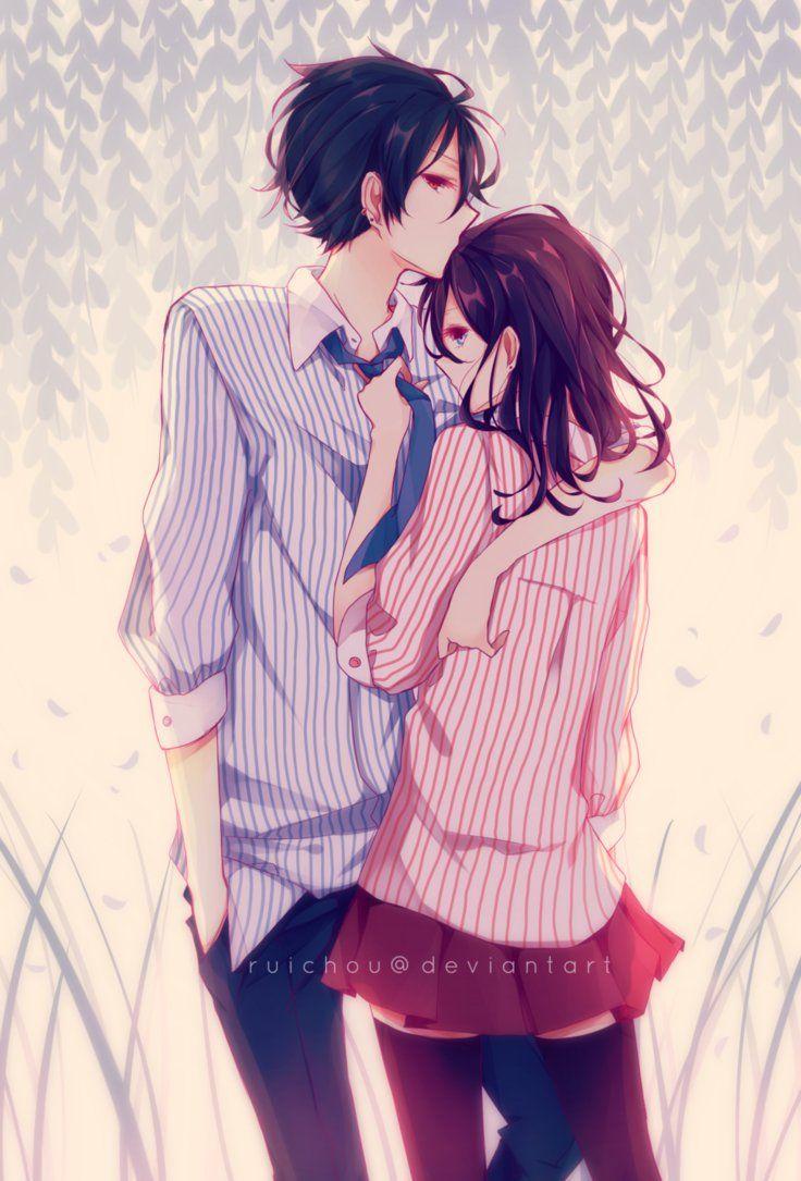 Mine by ruichou on DeviantArt #anime #illustration