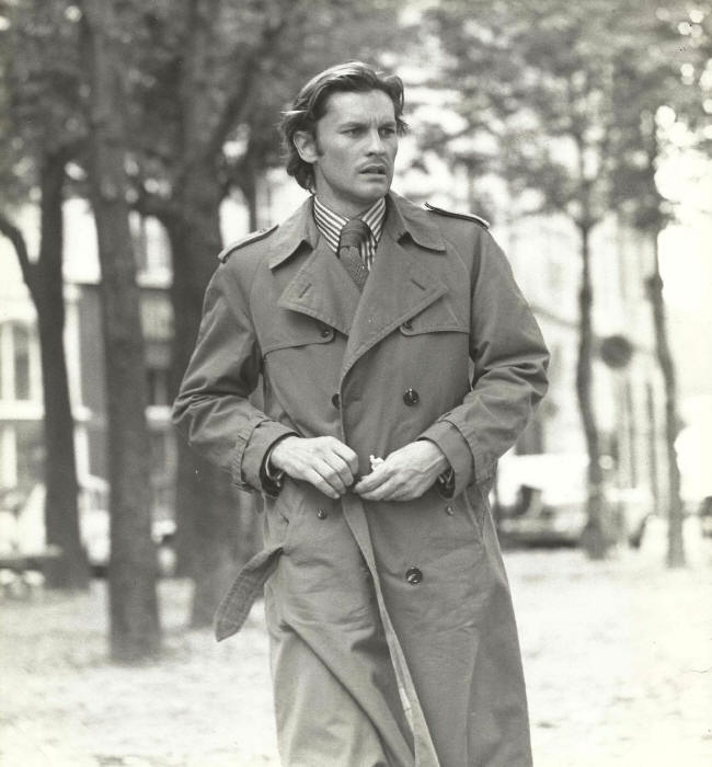 Helmut Berger  Damn-damning-damned good-looking