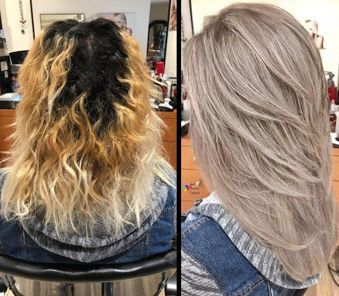 Box Dye Correction Beige Blonde Haircolor Formula Beige Hair