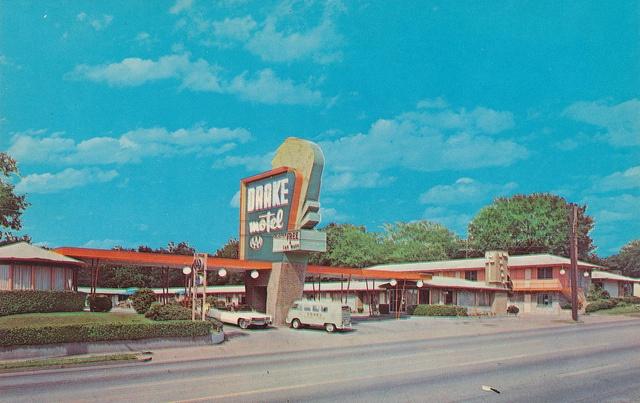 Drake Motor Lodge Nashville, Tennessee Nashville