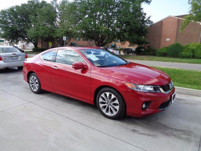 Used 2014 Honda Accord EX-L Coupe CVT for Sale in Norfolk VA 23518 Your Kar Company