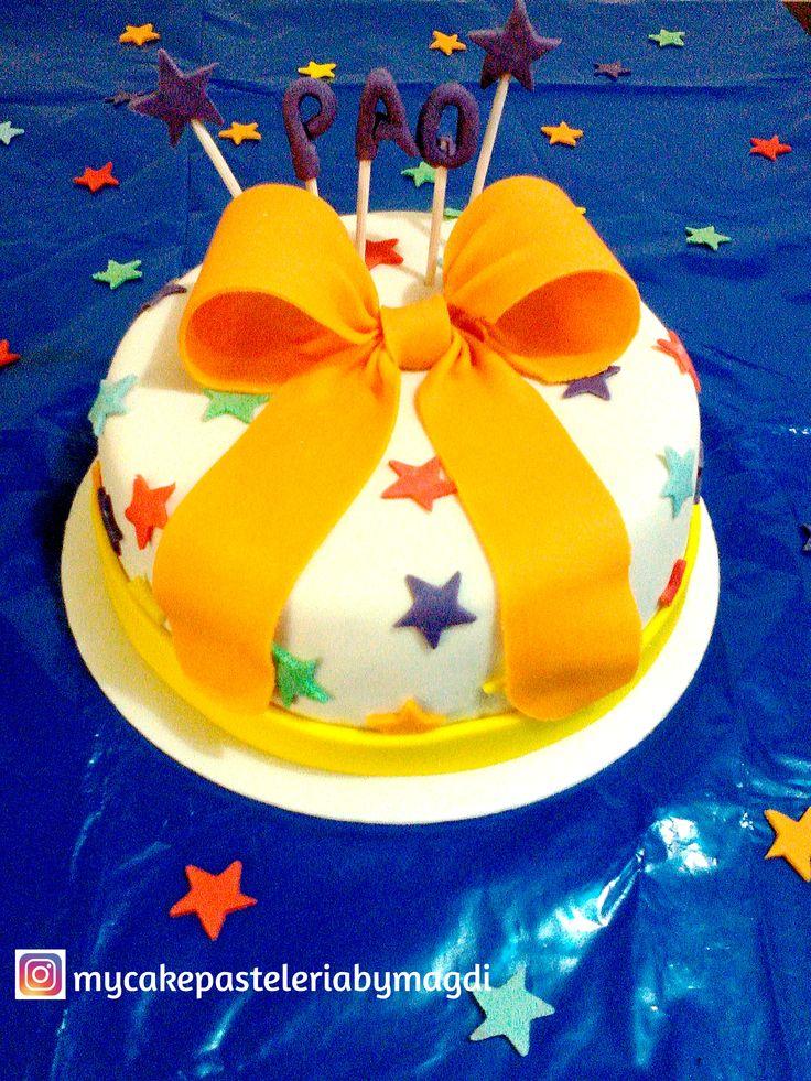 pastel de cumpleaños juvenil
