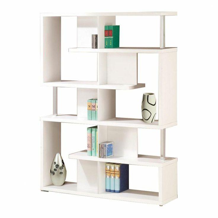 Lauren Bookcase in White