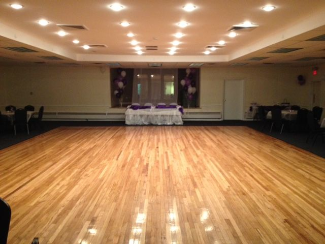 Bradley Gardens VFC Hall Rental  – Station 211. 1. Rental Fee is $600, includes 1 hour set up, 4 hours use and 1 hour clean up. 2. Security deposit $200, after everything is clean the deposit is returned. 3. Round and rectangle tables included.