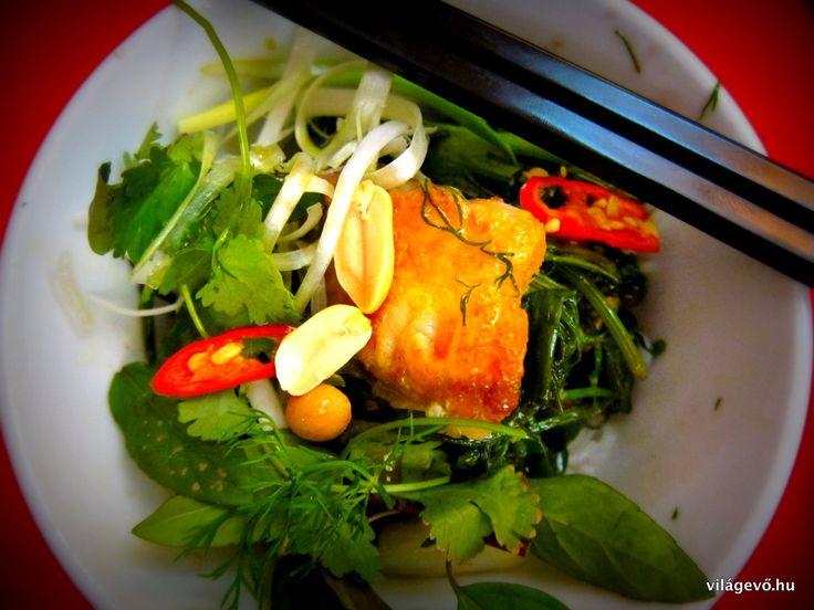 Egy zseniális vietnami étel, ami még nem világhírű Magyarországon...