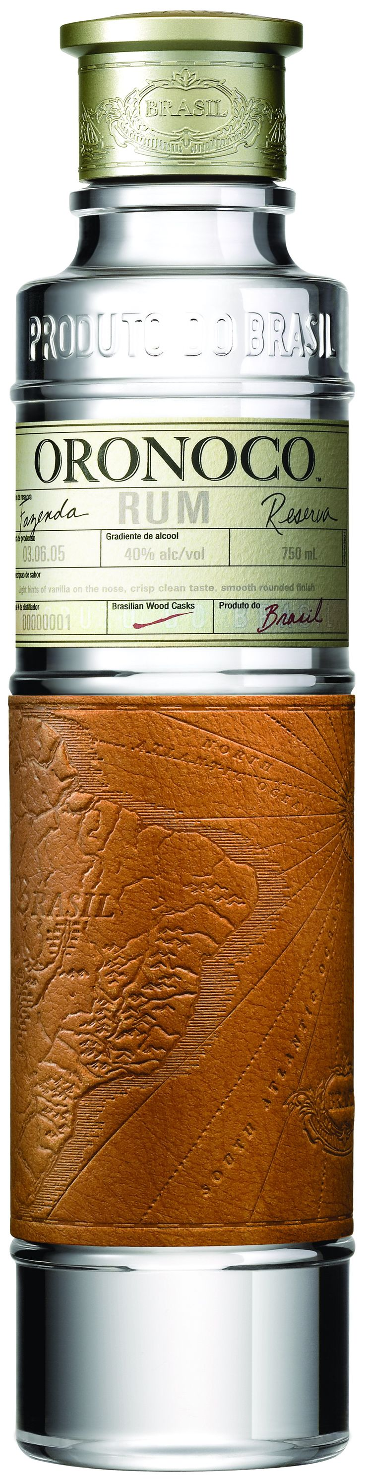 Oronoco Rum PD