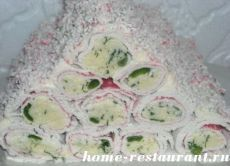 Фаршированные крабовые палочки: лучшие рецепты - Домашний Ресторан