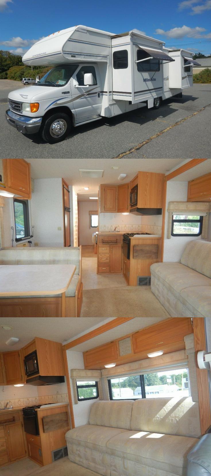Low Miles 2004 Winnebago Minnie 29b Camper Campers For Sale