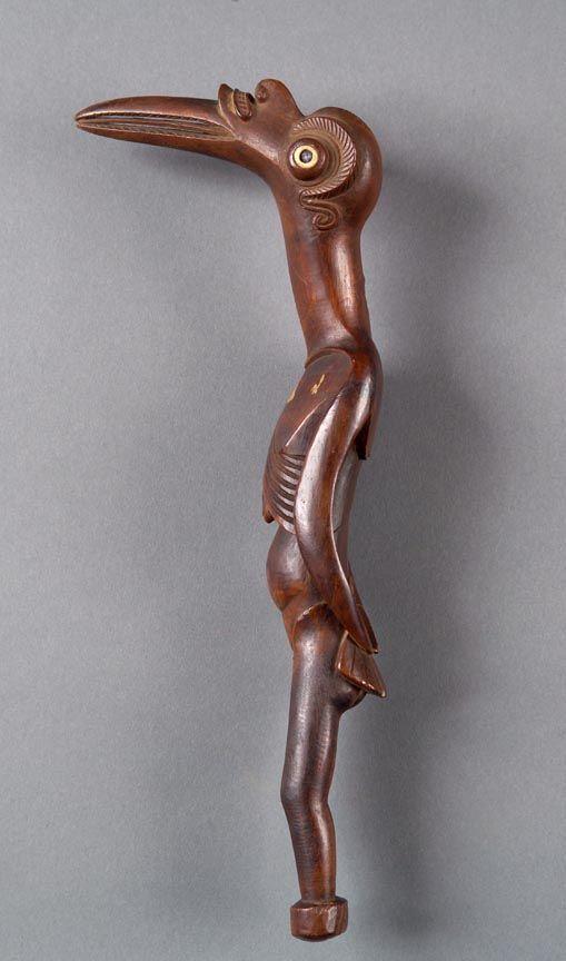 Easter Island Birdman