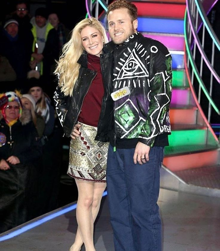 Heidi Montag and Spencer Pratt having a baby Heidi Montag and Spencer Pratt her husband of more than eight years have revealed they have a baby on the way. #TheHills #ImaCelebrityGetMeOutofHere! #MarriageBootCamp #HeidiMontag @TheHills
