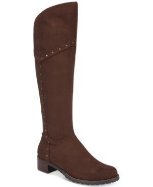 Bella Vita Alanis Ii Riding Boots - Brown 7.5WW