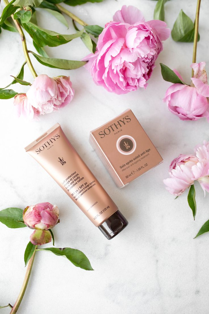 Gilla's Spa recommends using these two products together this Summer! The Sothys FPS 30 contains vitamin E and sunflower extract and leaves the skin soft & supple. Where as the Sothys After-Sun Anti-Ageing Treatment acts as an overnight restorative cream to reverse the sun's damage to your skin. Containing butter and rosemary leaf extract retexturize for a softer, younger-looking appearance, while plyphenols and fruit extracts calm irritation and redness. This after-sun treatment can also be…