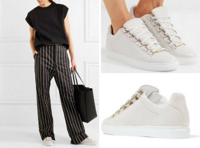 1318b88598fec Top 14 Most Beautiful Women's Balenciaga Sneakers in 2018 ...